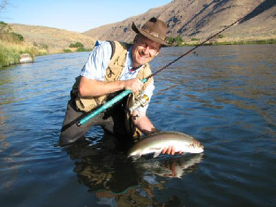 Steelhead Deschutes