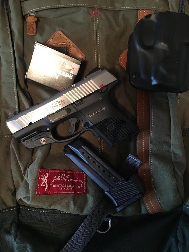 Ruger SR9c Review - Concealed Carry Gun