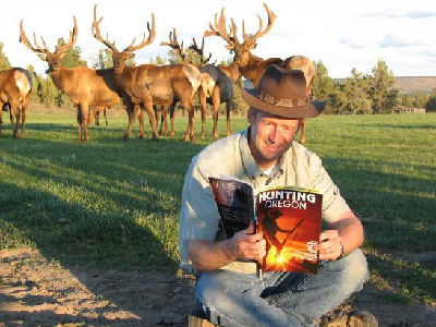 Outdoor writer hunting and fishing show host speaker for Hunting and fishing show